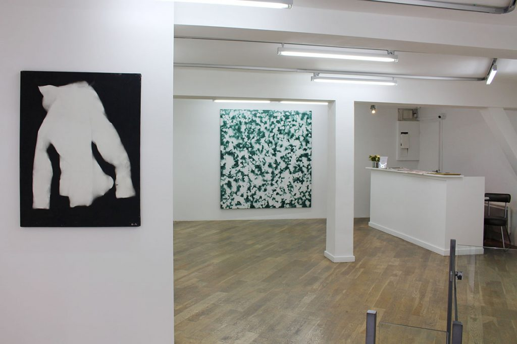 Exhibition, Exposition François Arnal Sobering Galerie
