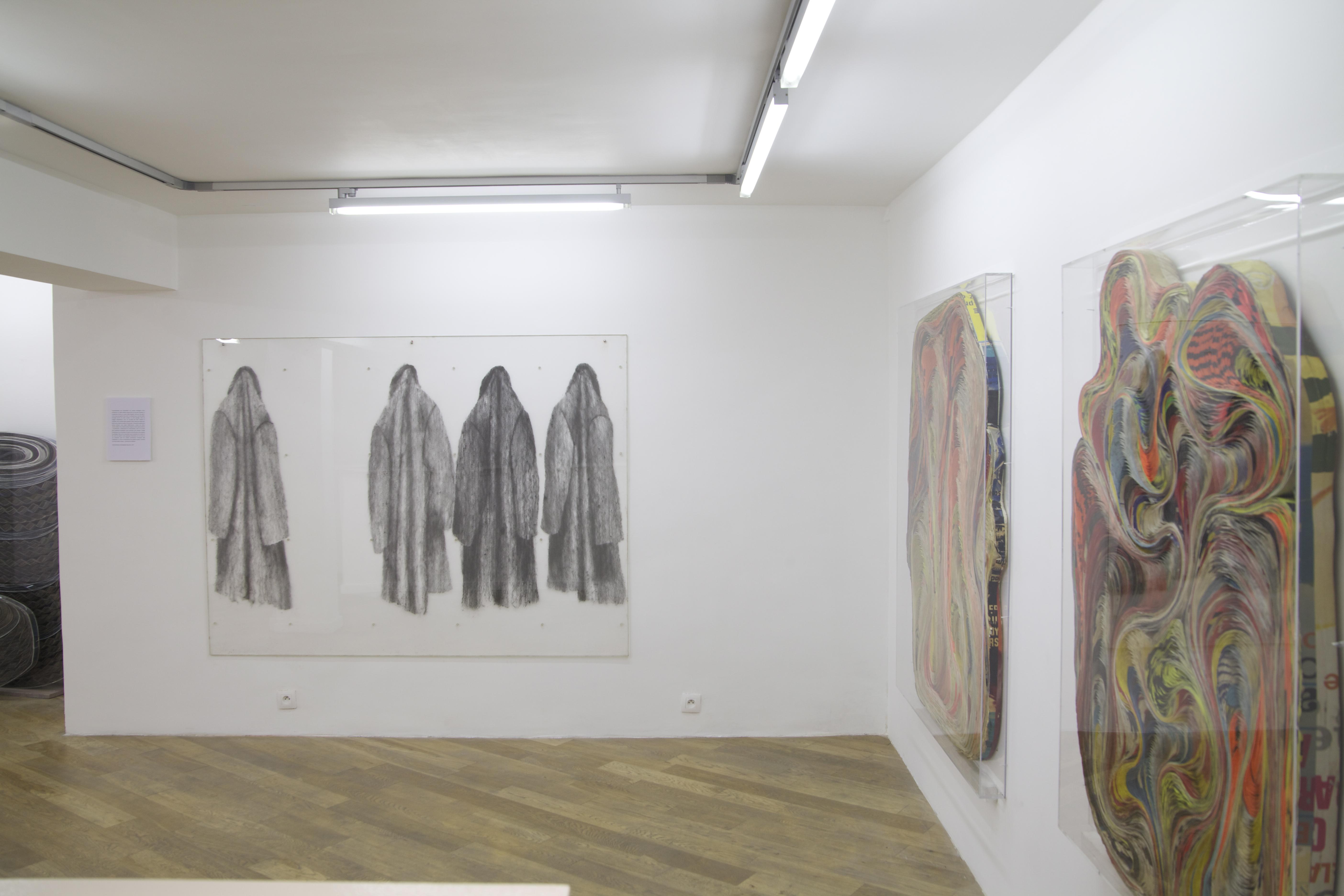 Pavlos, Les Historiques, exhibition view, September 2017