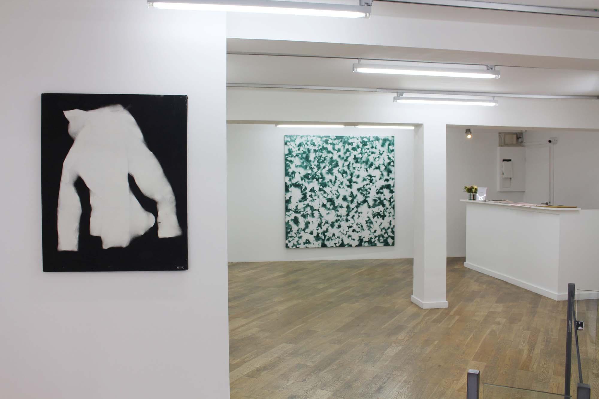 François Arnal, Paris, galeie, gallery