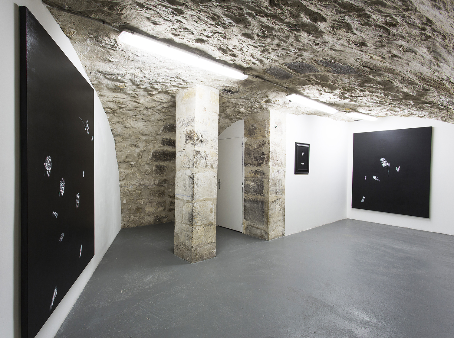 Lorenzo Puglisi, exhibition view, February 2016