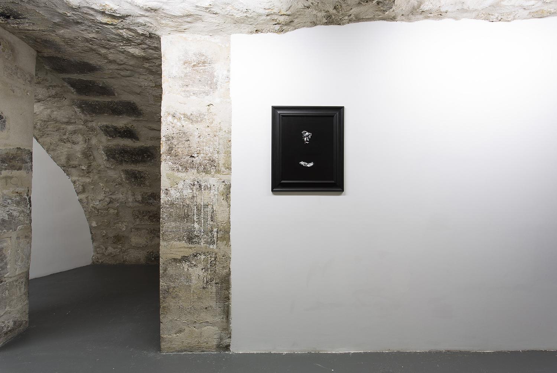 Lorenzo Puglisi, Ritratto 100915 (Autoritratto), 2015, oil in canvas, 50 x 40 cm