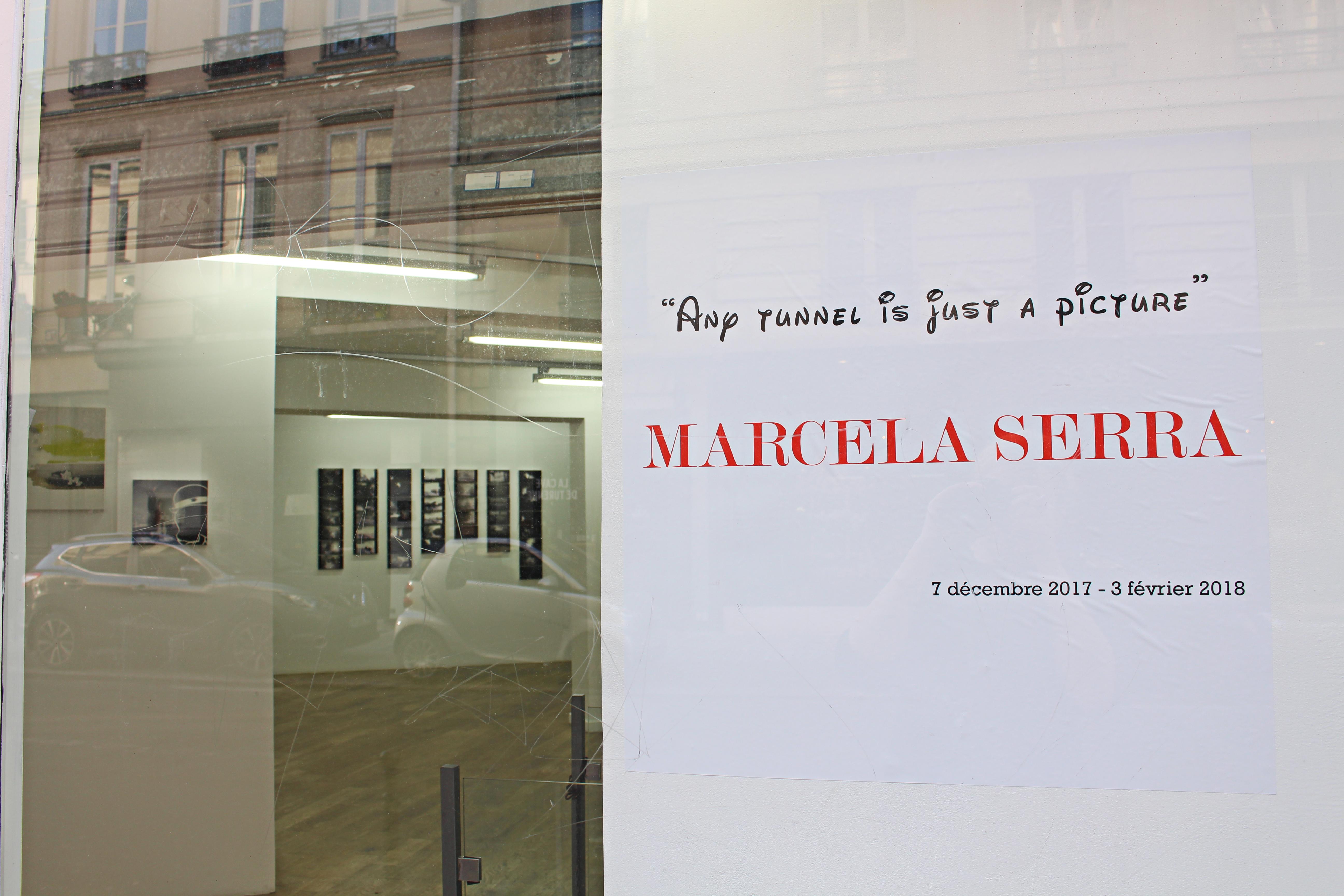 Marcela Serra, vue de l'exposition