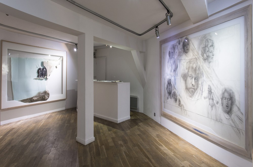 « Xavier Dupont de Ligonnès », SetP STANIKAS, exhibition view, October 2015