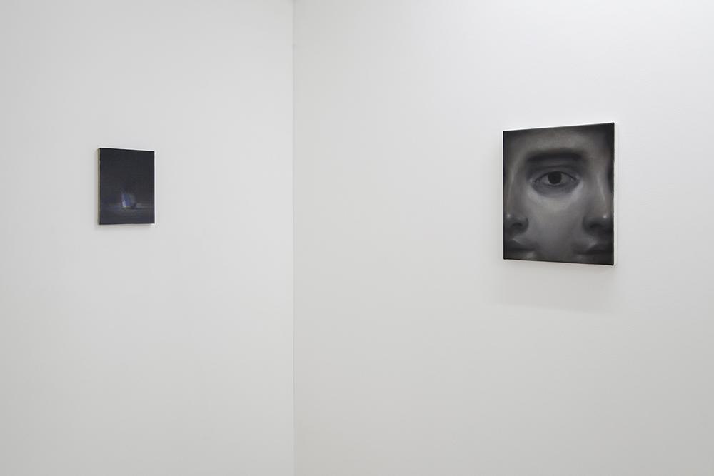 Brisure de symétrie, curated by Bernardo Sopelana, Nacho Martín-Silva and Alain Urrutia, exhibition view, December 2015