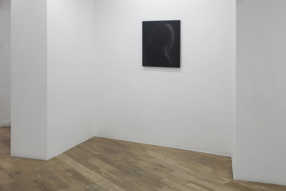 Alain Urrutia The curator London, 2014 oil on canvas, 65 x 60 cm