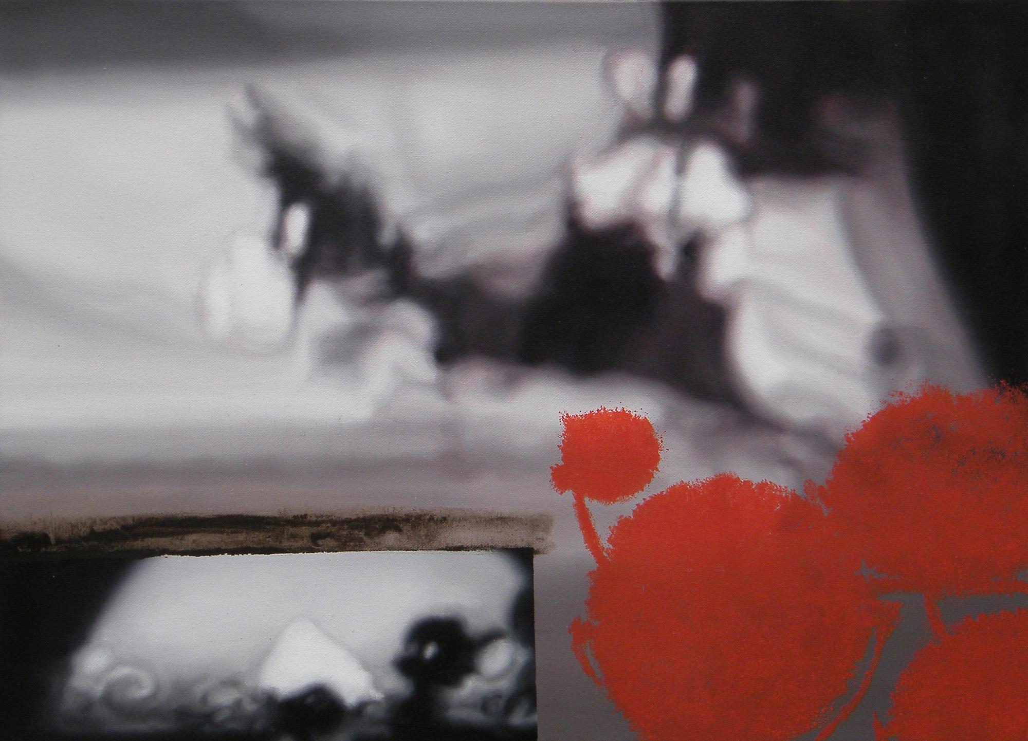 Marcela Serra, Untitled, Oil on canvas