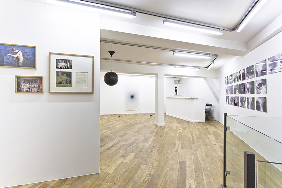 The Garden of Forking Paths, exhibition view, January 2015