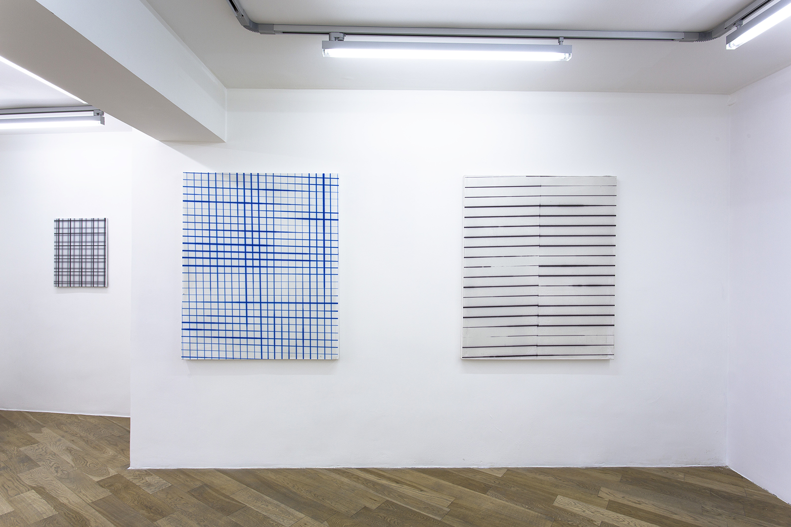 Tendency to movement, Thomas Baumann, exhibition view, June 2015