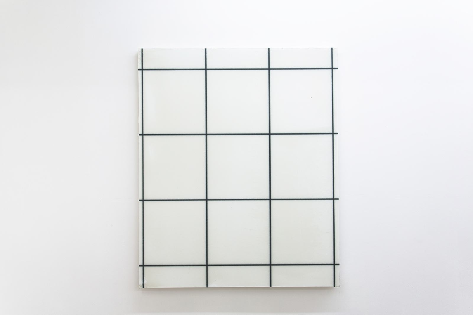 Thomas Baumann Untitled, 2014-2015 acrylic on canvas 120 x 100 cm