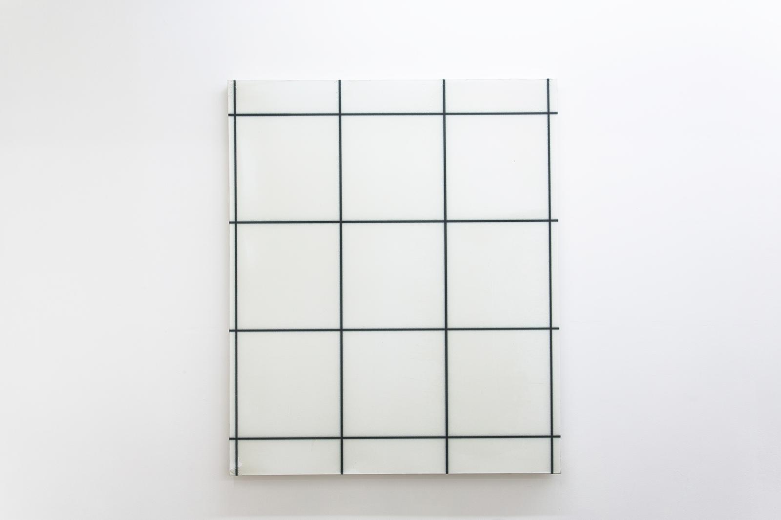 Thomas Baumann Untitled, 2014-2015 acrylic on canvas 120 x 100 cm