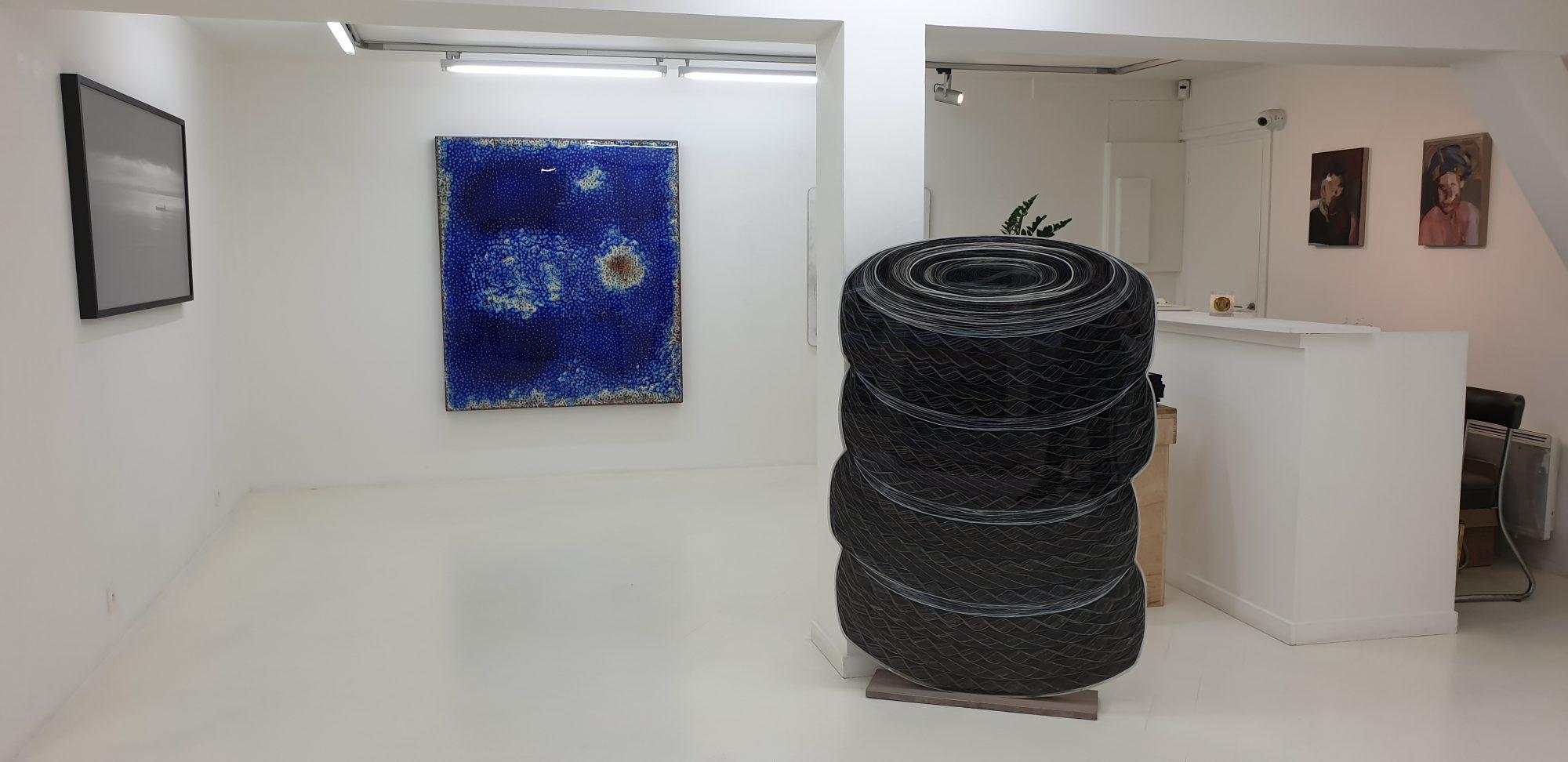 Exhibition View, OSMOSIS