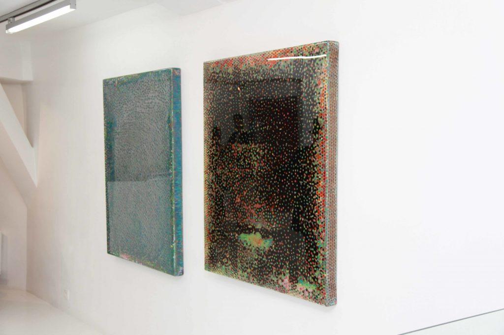Exhibition View Robert Pan, October 2019