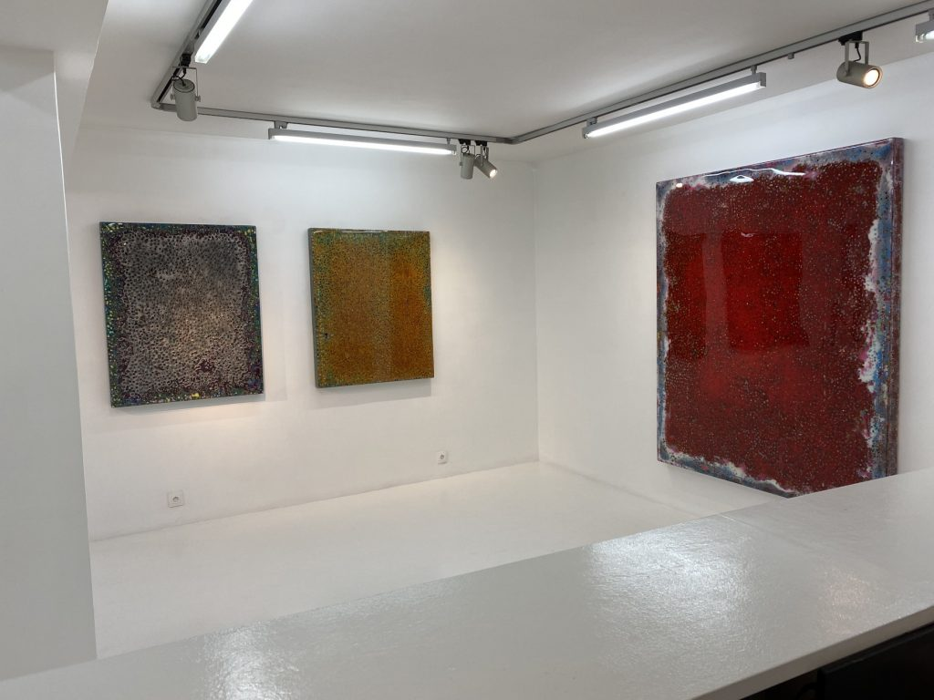 Exhibition View Robert Pan, October 2019
