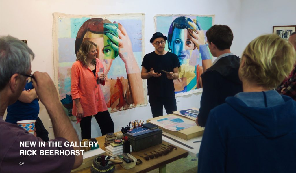 Rick Beerhorst Sobering Galerry Paris