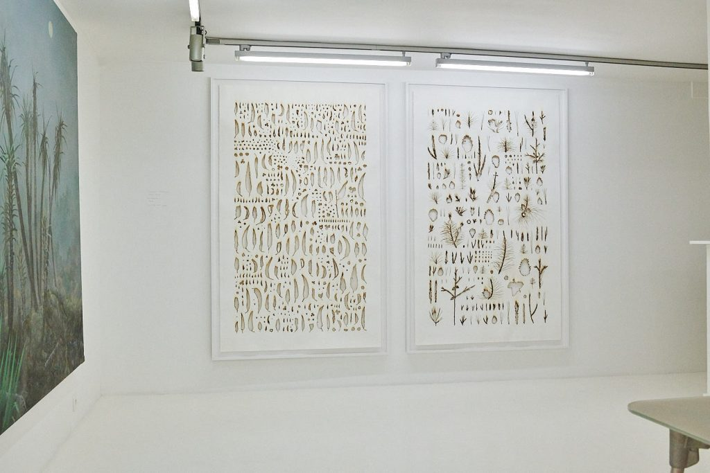Exhibition View – Jardines Imaginarios – September 2020
